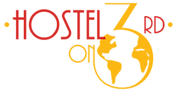 Hostel on 3rd Logo
